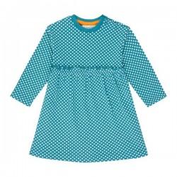 """Sense Organics - Bio Baby Jerseykleid """"Cintia"""" mit Punkten"""