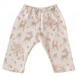 Pigeon - Bio Baby Hose mit Waldtieren-Motiv