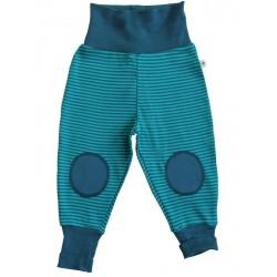 Leela Cotton - Bio Baby Jerseyhose mit Streifen