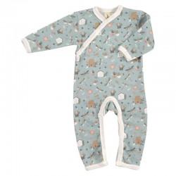 Pigeon - Bio Baby Strampler mit Libellen-Motiv