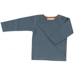 Pigeon - Bio Kinder Langarmshirt, teal