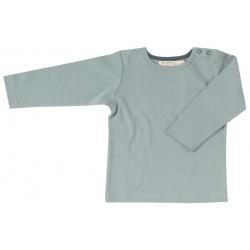 Pigeon - Bio Kinder Langarmshirt, hellblau