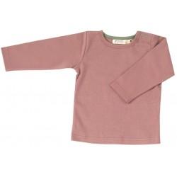 Pigeon - Bio Kinder Langarmshirt , rosa