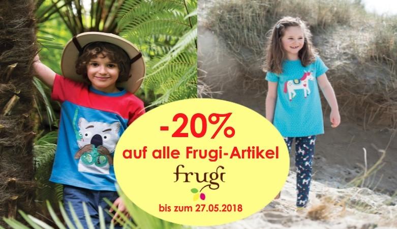 frugi Pfingst-Sale